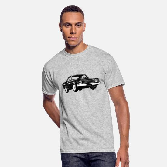 Pacer T-Shirts - 1969 Chrysler Pacer - Men's 50/50 T-Shirt heather gray