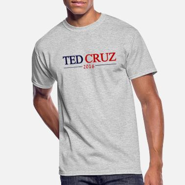 Ted Cruz Ted Cruz 2016 - Men's 50/50 T-Shirt