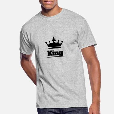 The King collection - Men's 50/50 T-Shirt