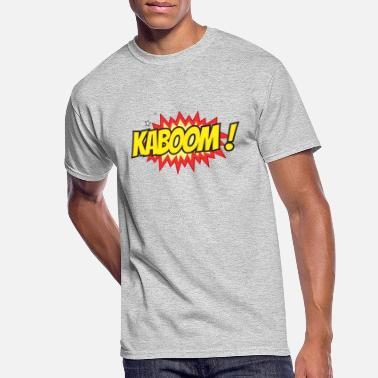 Kaboom Kaboom - Men's 50/50 T-Shirt
