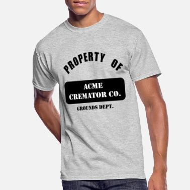 Property of ACME Cremator Co. T-Shirt - Men's 50/50 T-Shirt