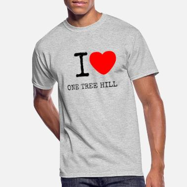 One Tree Hill I Love One Tree Hill - Men's 50/50 T-Shirt