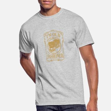 Old Fashioned I'M OLD FASHIONED - Men's 50/50 T-Shirt