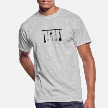 Utensil cooking utensils - Men's 50/50 T-Shirt