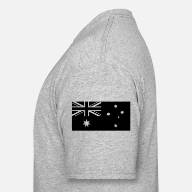 Southern Australian flag subdued - Men's 50/50 T-Shirt