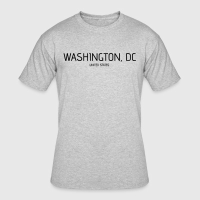 Washington DC - Men's 50/50 T-Shirt