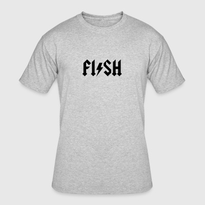 Fish - Men's 50/50 T-Shirt