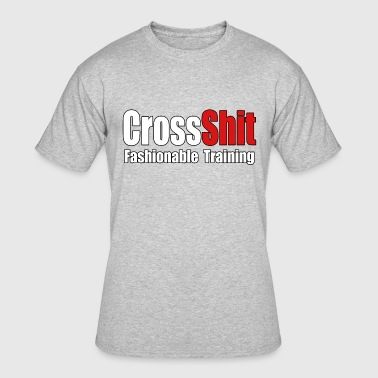 CrossShit Fashionable - Men's 50/50 T-Shirt
