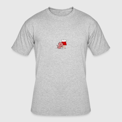 luv u - Men's 50/50 T-Shirt
