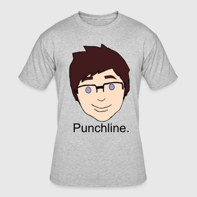 Sam Squared Punchline Merch - Men's 50/50 T-Shirt