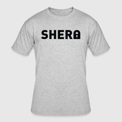 Sher lock - Men's 50/50 T-Shirt