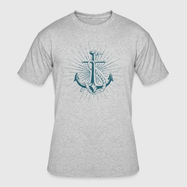 Anchor Rope - Men's 50/50 T-Shirt