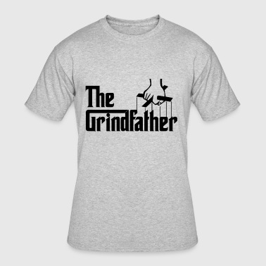 The Grindfather Black - Grindset - Men's 50/50 T-Shirt