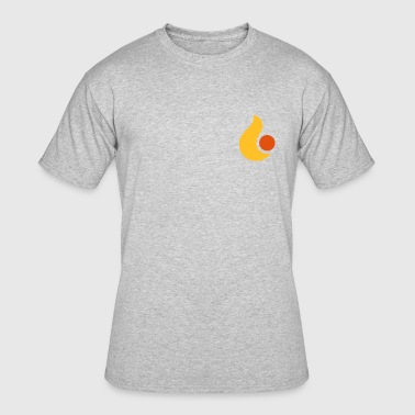 Flame - Men's 50/50 T-Shirt