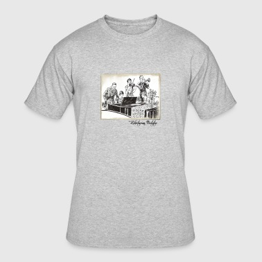The Band Plays On - Men's 50/50 T-Shirt