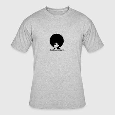 African Beauty - Men's 50/50 T-Shirt