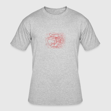 jthm wall monster - Men's 50/50 T-Shirt
