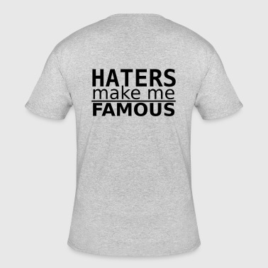 haters - Men's 50/50 T-Shirt