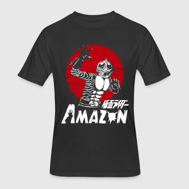 Tokusatsu MASKED KAMEN RIDER AMAZON - Men's 50/50 T-Shirt