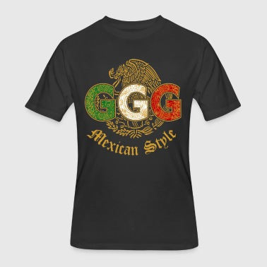 ggg mexican style - Men's 50/50 T-Shirt