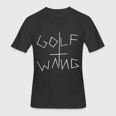 Golf Wang Wolf Donuts dope - Men's 50/50 T-Shirt