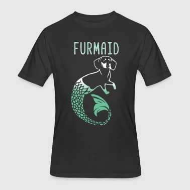 Mermaid Man Furmaid mermaid - Men's 50/50 T-Shirt