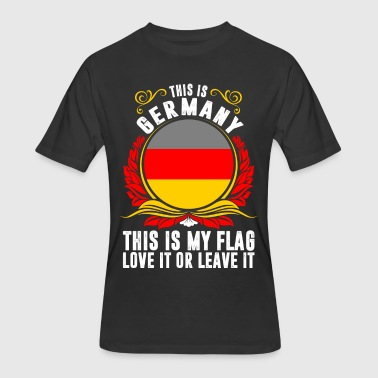 Germany Couple This Is Germany - Men's 50/50 T-Shirt
