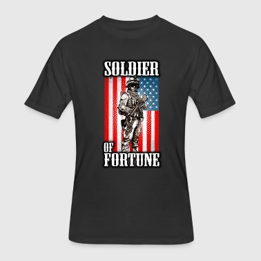 Soldier of Fortune - Men's 50/50 T-Shirt