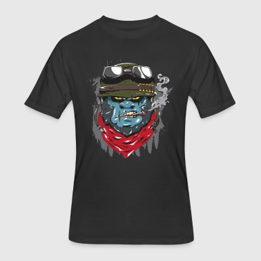 Gorillas Clothing Gorilla - Men's 50/50 T-Shirt