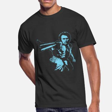 80s Movie Dirty Harry New Retro Movie 70s 80s Clint Eastwood - Men's 50/50 T-Shirt