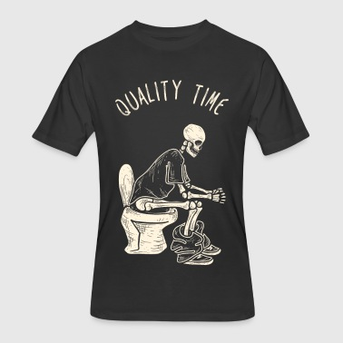 Quality Time quality time - Men's 50/50 T-Shirt
