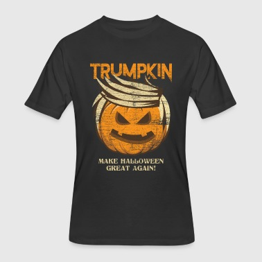 Make Halloween Great Again Trumpkin - Make Halloween Great Again - Men's 50/50 T-Shirt
