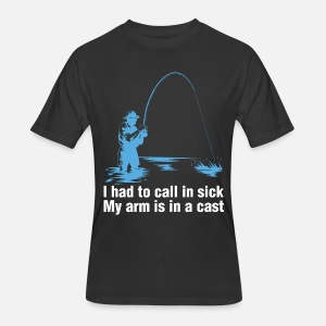 3accd189 I Had To Call In Sick My Arm Is In A Cast by skyworld0776 | Spreadshirt