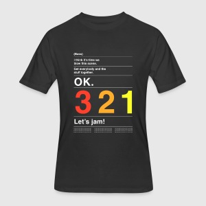 ok 3 2 1 let s jam by thefe3c spreadshirt