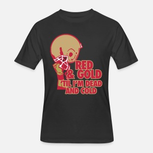 Red Gold By Geeking Outfitters Spreadshirt
