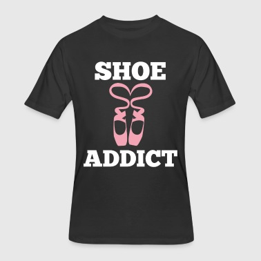 Shoe Addicted Shoe addict - Men's 50/50 T-Shirt