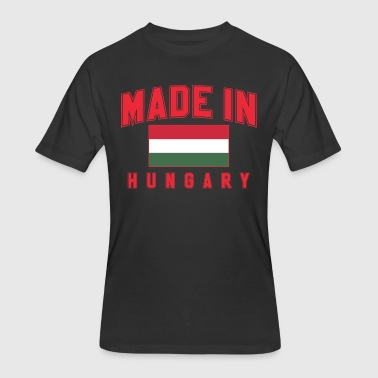 Hungary design - Men's 50/50 T-Shirt