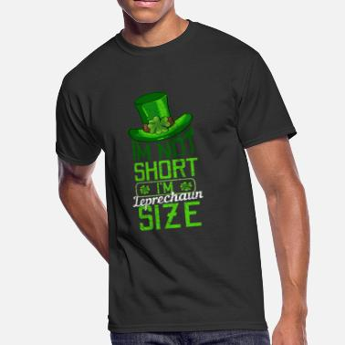 Leprechaun Size Im not short in leprechaun size - Men's 50/50 T-Shirt