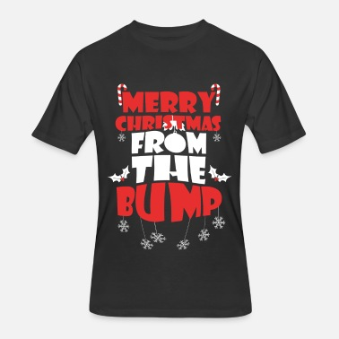 Bumps Bump - Bump - merry christmas from the bump - Men's 50/50 T-Shirt