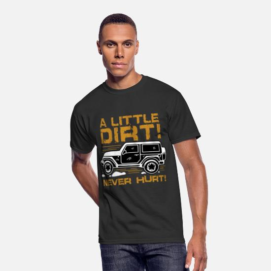 Offroad Vehicles T-Shirts - OFFROAD - Men's 50/50 T-Shirt black