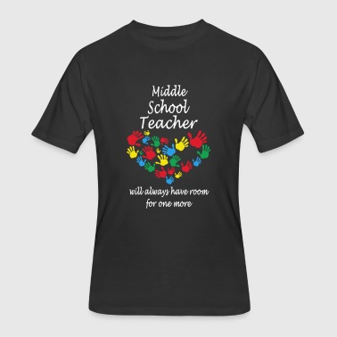 Middle School Band Middle school teacher - have room for one more - Men's 50/50 T-Shirt