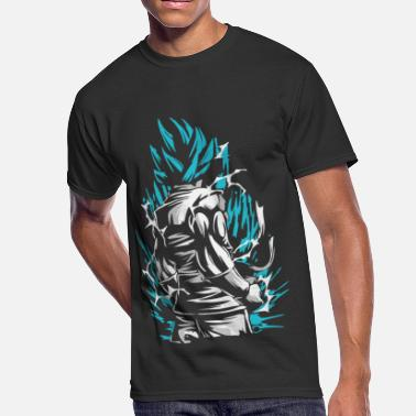 Dragonball Dragon Ball - Goku SSB - Men's 50/50 T-Shirt