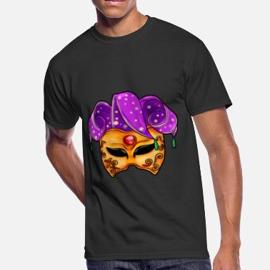 Carneval carneval Mask - Men's 50/50 T-Shirt