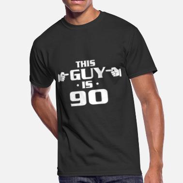 Shop 90th Birthday T Shirts Online