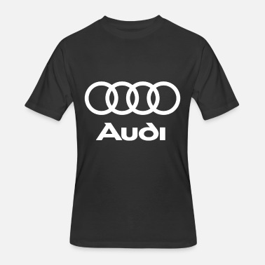 B5 A4 Audi Mechanic A3 A4 A6 S6 A7 S4 S7 Rs7 A8 S8 Q3 Tt - Men's 50/50 T-Shirt