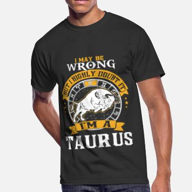 Taurus Clothing Taurus - I'm a Taurus awesome t-shirt for Taurus - Men's 50/50 T-Shirt