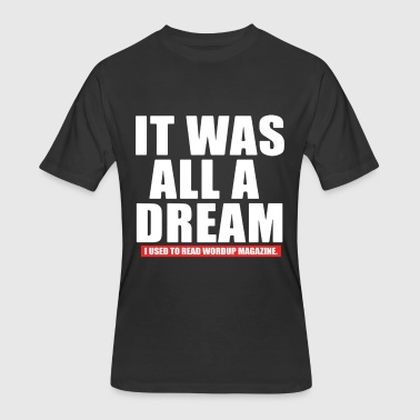 H G Notorious B I G Biggie Smalls It Was All A Dream H - Men's 50/50 T-Shirt
