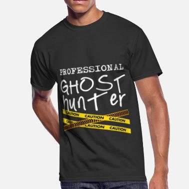 Paranormal Gift Ideas Professional Ghost Hunter Paranormal Hunting Gift - Men's 50/50 T-Shirt