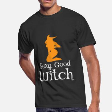 8d439fde0 Sexy Witch Witch - Sexy Good Halloween - Men's 50/50