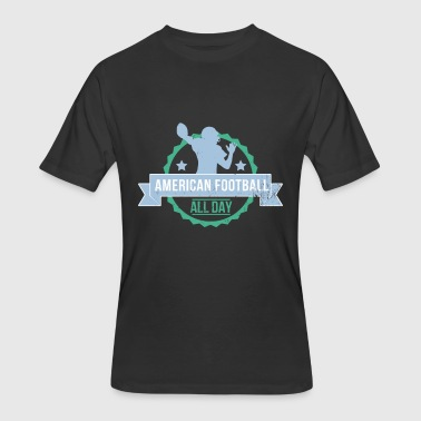 American Football Quotes American Football - Men's 50/50 T-Shirt